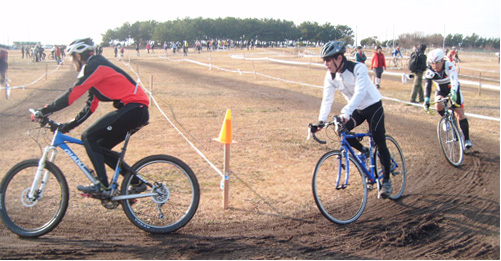 自転車部レーシング班