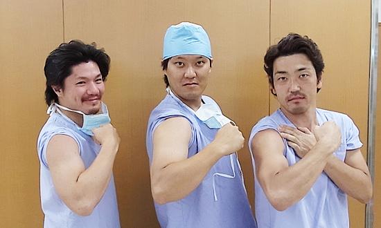 肩関節外科班