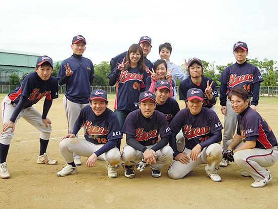 野球部 集合写真